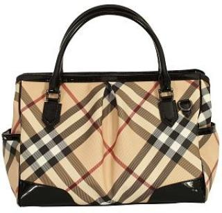 Burberry baby diaper bag,new with tags,guaranteed authentic,2012 season