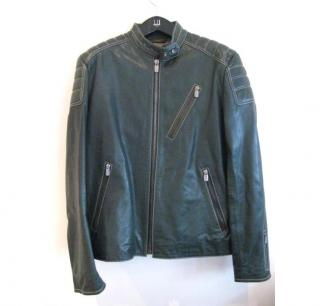 Alfred Dunhill new leather jacket