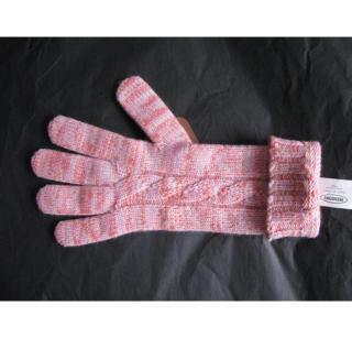 Missoni new pink gloves