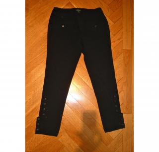 Lauren by Ralph Lauren Black Pants