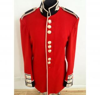 AUTHENTIC RARE SCOTS GUARD COAT DRY CLEANED