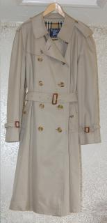 Mens Burberry Trench Coat