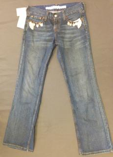 Matthew Williamson jeans