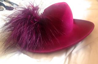 Beautiful Philip Treacy Hat
