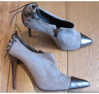 Le Silla shoes, never worn