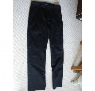 Joseph black evening trousers