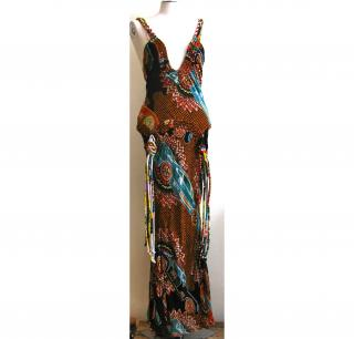 John Galliano Catwalk dress, originally �5,000