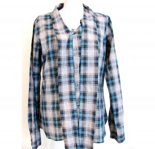 Margaret Howell check shirt