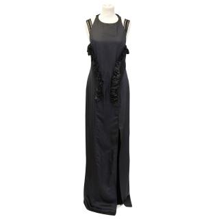 Pringle full-length evening dress