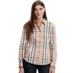 Cotton BURBERRY Shirt