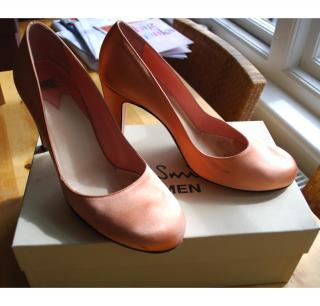 Paul Smith Satin Pumps