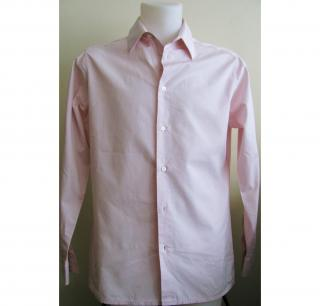 Hermes pink cotton shirt