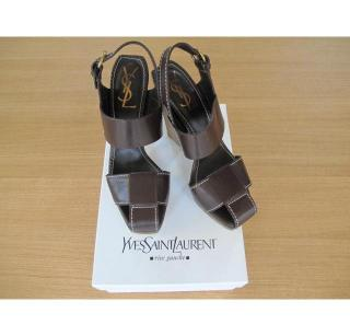 Yves Saint Laurent High Heel Sandals
