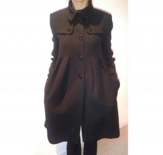 BURBERRY COAT black