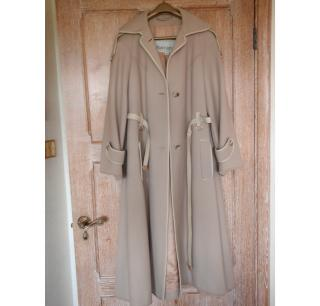 Baccarat Wool Coat