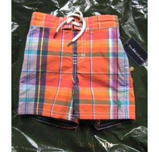 Polo Ralph Lauren boys 12m swimming trunks